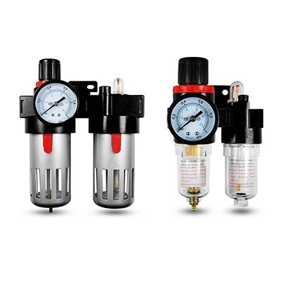 Filter Reduzierungen FRL Schmierstoffgeber