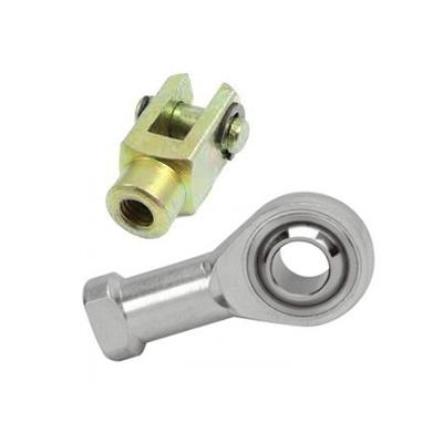 Komponenten für ISO 6432-Antriebe