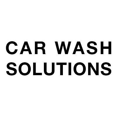 Lösungen gewidmet Autowaschanlage