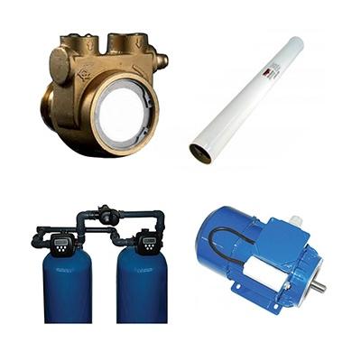 Behandlung und Filtration von Wasser