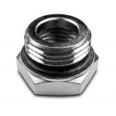 Reduktion 1/2 - 1/4 Zoll mit O-Ring