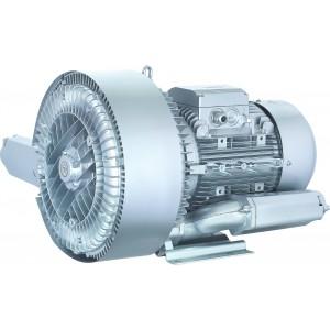 Vortex Luftpumpe, Turbine, Vakuumpumpe mit zwei Rotoren SC2-5500 5,5KW