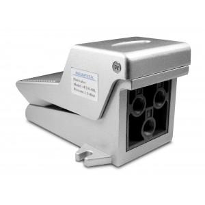 Fußventil Luftpedal 5/2 1/4 Zoll Zylinder 4F210L - bistabil