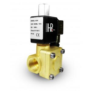 Magnetventil offen 2K15 NO 1/2 Zoll 230V oder 12V 24V