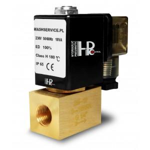 Magnetventil 2M08 1/4 Zoll 0-16bar 230V 24V 12V