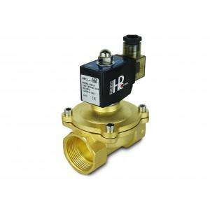 Magnetventil 2N32-M NO DN32 1 1/4 Zoll 230V 24V 12V