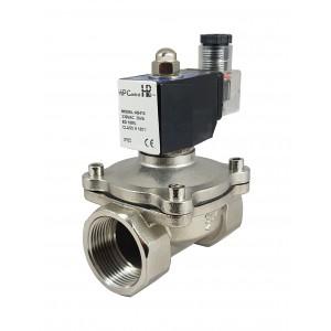 Magnetventil 2N32-M-SS DN32 1 1/4 Zoll Edelstahl SS304 Viton