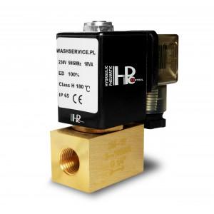 Magnetventil 2M10 3/8 Zoll 0-16bar 230V 24V 12V
