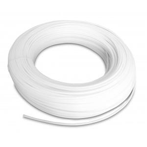 Polyamid-Pneumatikschlauch PA Tekalan 12/10 mm 1m weiß