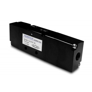 Ventil pneumatisch gesteuert 5/3 4A230C 1/4 Zoll