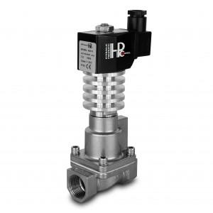 Magnetventil zu dampfen und hohe Temp. RHT15-SS DN15 300C 1/2 Zoll