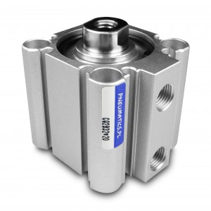 Pneumatikzylinder kompakt CQ2 80x50
