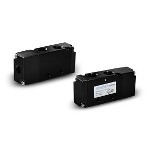 Ventil 4A210 5/2 1/4 Zoll pneumatisch gesteuert