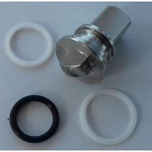 Reparatursatz für Hochdruck 3-Wege Kugelhahn 1/4 Zoll ss304 HB3