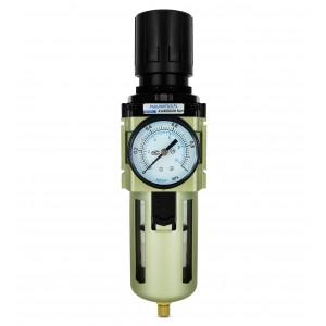 Filter Dehydrator Minderer Regler Manometer 1/2 Zoll AW4000-04