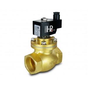 Magnetventil zu dampfen und hohe Temp. Öffnen Sie LH50-NO DN50 200C 2 Zoll