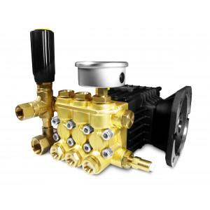 Druckpumpe WS15 zum Waschen mit Zubehör 15 l / min, max 250bar Äquivalent CAT350