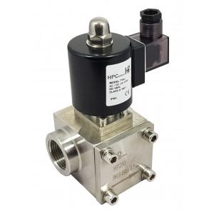 Hochdruckmagnetventil HP250 150bar