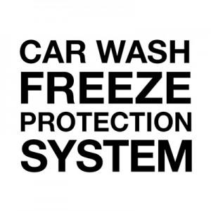 Frostschutz-System zum Waschen