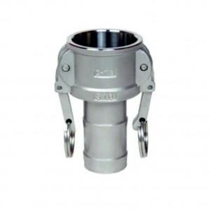 Camlock-Anschluss - Typ C 1 1/2 Zoll DN40 SS316