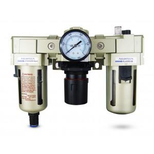 Filter Dehydrator Regler Öler FRL 3/4 Zoll Set zu Luft AC4000-06D