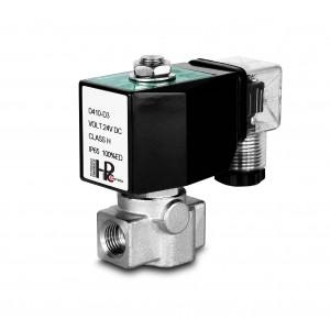 Hochdruck-Magnetventil HP15-M Edelstahl SS304 110bar