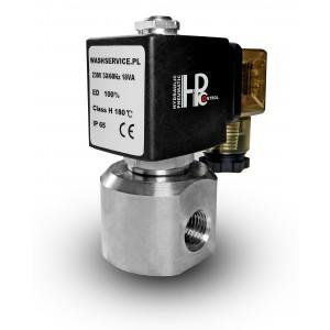 Magnetventil RM22-05 1/4 Zoll Edelstahl ss316 230V 12V 24V