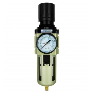 Filter Dehydrator Minderer Regler Manometer 3/4 Zoll AW4000-06