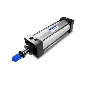 Pneumatikzylinder treiben 80x200 SC an