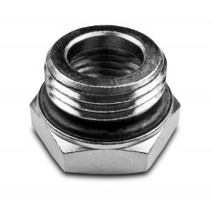 Reduzierung 1/2 - 1/8 Zoll mit O-Ring