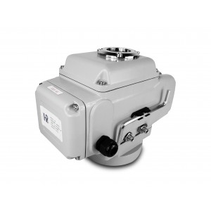 Kugelhahn Elektroantrieb A20000 230V / 380V 2000 Nm