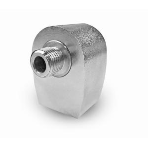 Winkel-Drehverbinder für Plattenspieler 1/4 Zoll Autowaschanlage