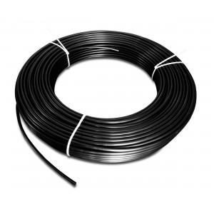 Polyamid-Pneumatikschlauch PA Tekalan 6/4 mm 1m schwarz