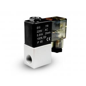 Magnetventil zu Luft und CO2 2V08 1/4 230V 24V 12V