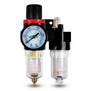Filter dehydrator Regler Öler FRL 1/4 Zoll Set Luft AFC2000