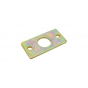 Befestigungsflansch FA-Betätiger 16mm ISO 15552