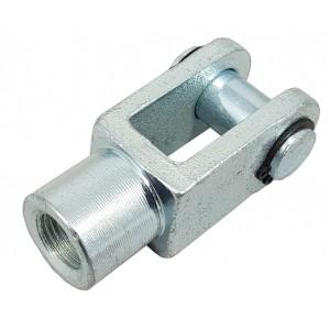Gelenkkopf Y M6 Aktuator 16mm ISO 6432