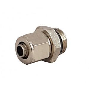Schnellverschraubungen für Rohr 6/4 mit Gewinde 1/8 Zoll RPC 6/4-G01